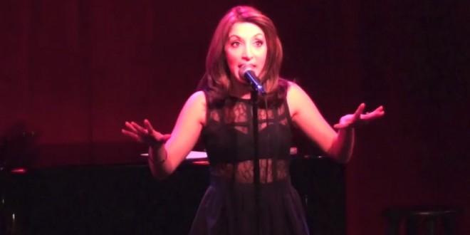 Christina Bianco imite des chanteuses (Let It Go)