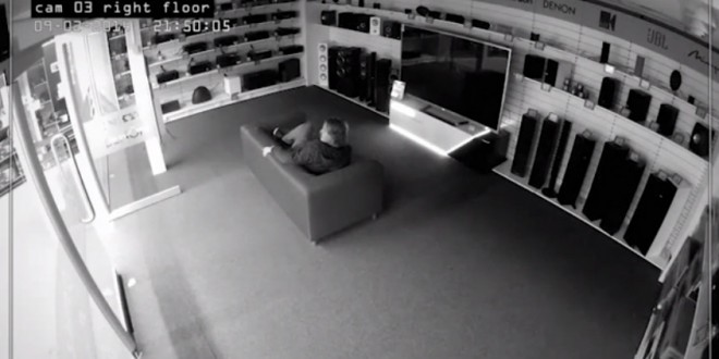 Enfermé dans un magasin pendant 12 heures