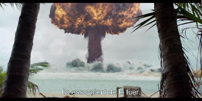 Godzilla 2014, une bande annonce très explosive