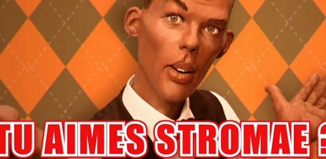 Stromae dans les Guignols