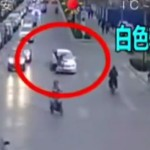 accident-voiture-percute-velo-policier-prend-fuite