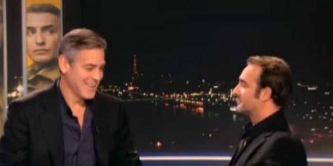 George Clooney et Jean Dujardin font le show sur TF1