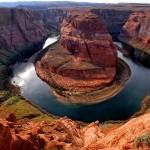 Rivière Colorado aux Etats-Unis
