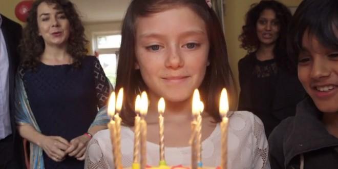 Le quotidien d'une petite fille filmé 1 seconde par jour pendant 1 an