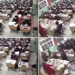 Tragedy in China - High school student suicides during class