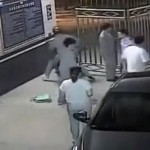 chine-taxi-moto-attrape-voleur-poste-police-fail