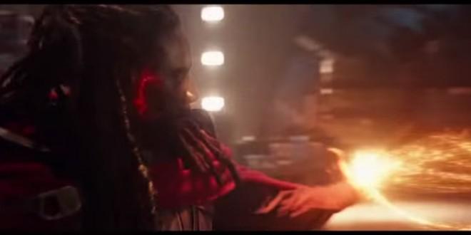 Les premières images de Omar Sy dans X-Men