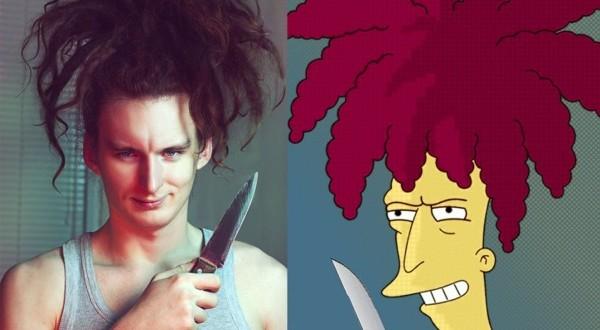 Ils ressemblent à des personnages des Simpson