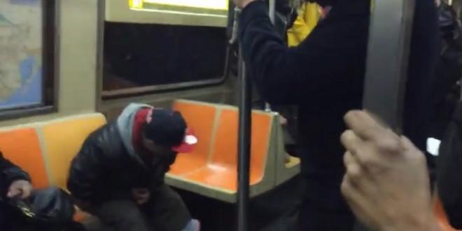 Un rat sème la panique dans le métro New Yorkais