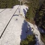 speedride-cable-telesiege-parapente-ski-wtf