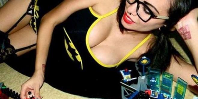 Les femmes à lunettes plus sexy ?