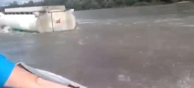 Un bateau vraiment insolite