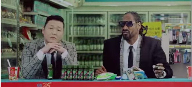 Hangover le nouveau tube de PSY feat Snoop Dogg