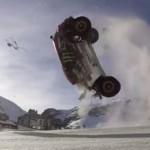 voiture-crash-saut-record-monde-tignes