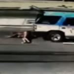 bavure-policiere-femme-tue-traine-voiture