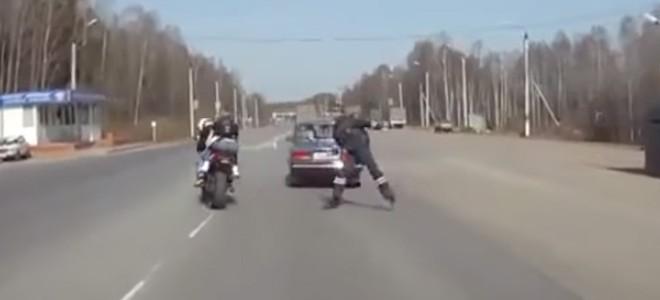 Sur la route, soyez toujours vigilant