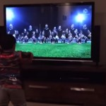 bebe-imite-haka-all-blacks-tv