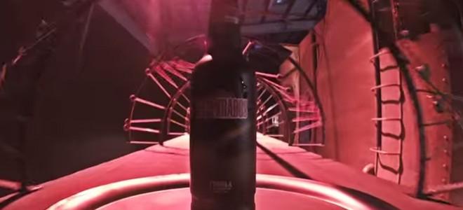 Du street art pour la nouvelle bouteille Desperados