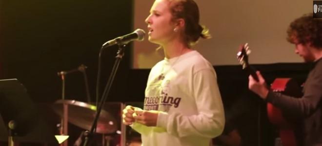 Rage quit dans une église pendant un concert