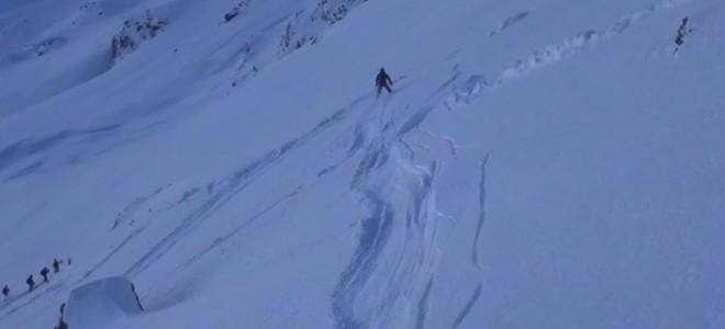 Une avalanche emporte 5 skieurs