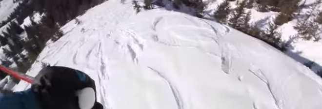One of those days 2 (Candide Thovex)
