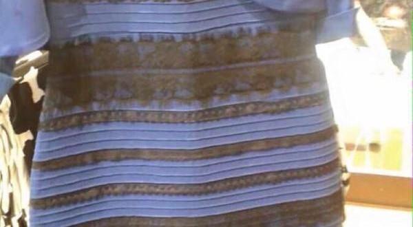 Image : De quelle couleur est cette robe ?