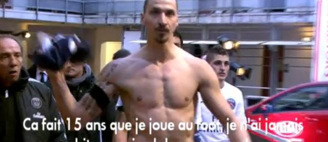Le coup de gueule de Zlatan