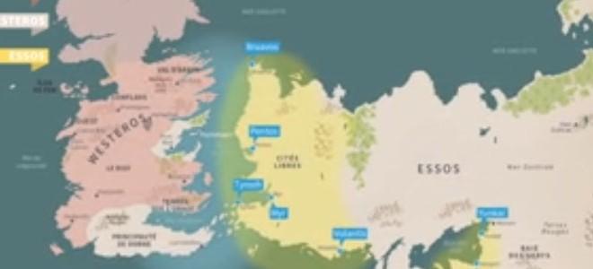Game of Thrones, résumé des 4 premières saisons