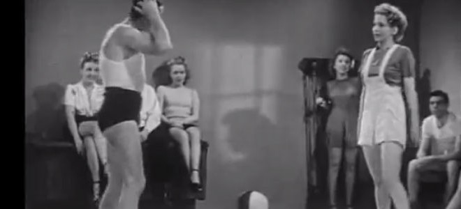 Self défense des femmes en 1947