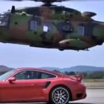 depart-arrete-porsche-vs-helicoptere-armee
