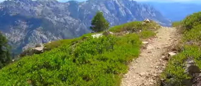 Le Pacific Crest Trail en 3 minutes