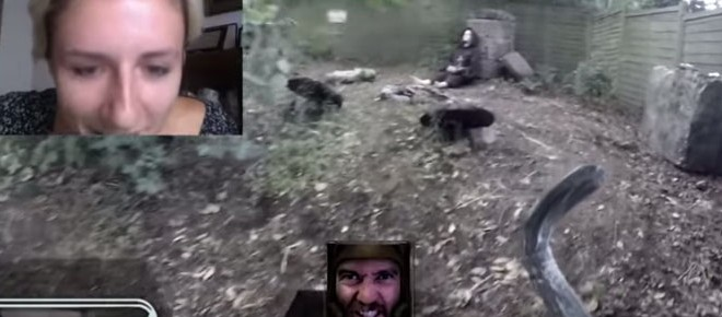 Chatroulette version FPS