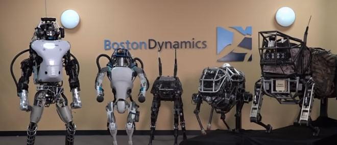 Atlas, le nouveau robot humanoïde de Boston Dynamics