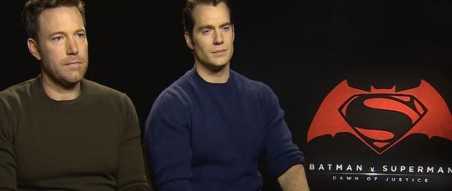 Batman v Superman : Ben Affleck est triste