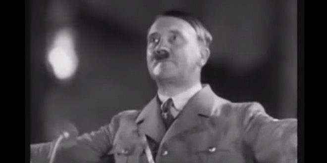 Hitler « Magic in The Air »