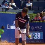 faceplant-ramasseur-balle-tennis