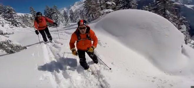 Ski Rage en hors-piste