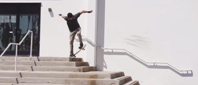 Un skateur persévérant réussit son trick au bout de 2 ans