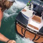 wakesurfing-ghostriding-bateau