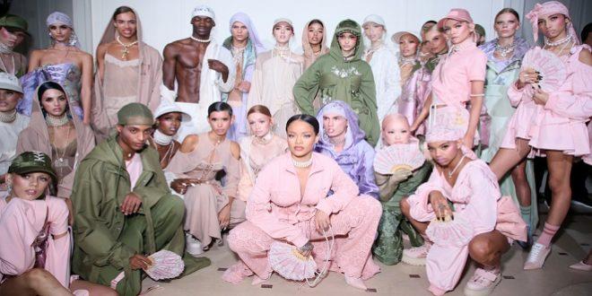 Fenty Puma by Rihanna / premiers modèles printemps / été 2017 !