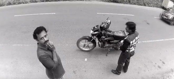 Pickpocket vs Caméra de surveillance