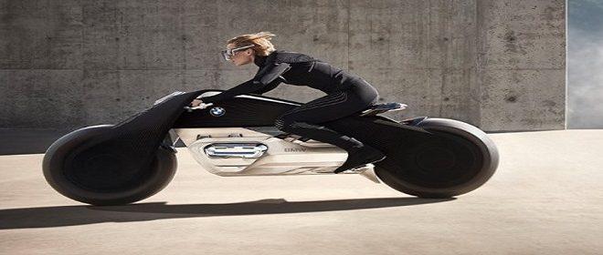 Vidéo :BMW Motorrad Vision Next 100 , la vidéo de la moto du futur selon BMW !