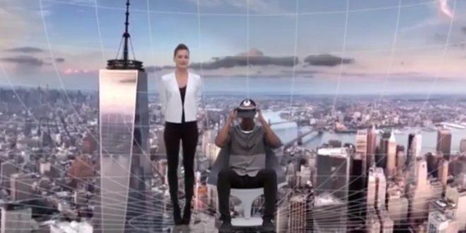 Démo Vidéo des casques VR