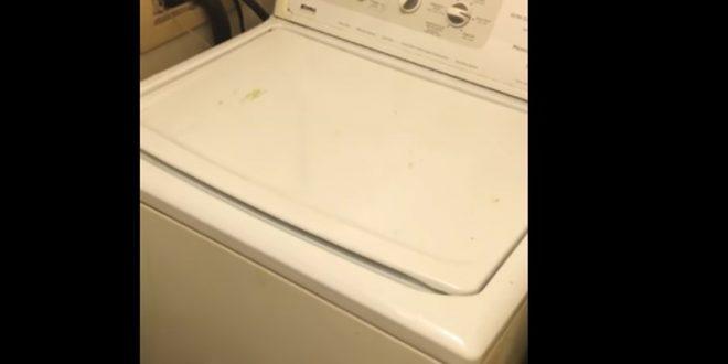 Vidéo : Une machine à laver se met à la country !