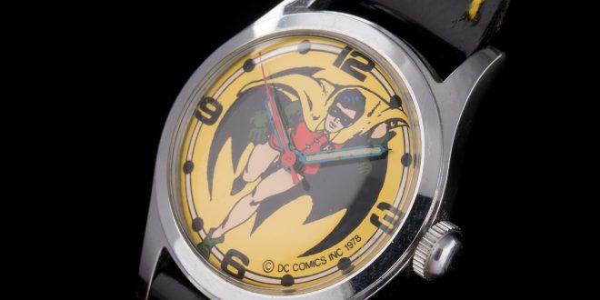 Expertissim lance une vente inédite : des montres vintage pour enfants !