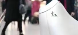 Video : BARYL, la nouvelle poubelle qui vient à vous !