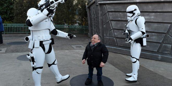 La Force débarque à DisneyLand !