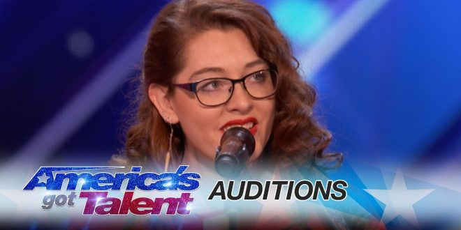 Une chanteuse sourde à America's got talent 2017 !